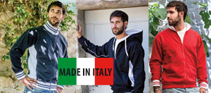 Felpe Made in Italy